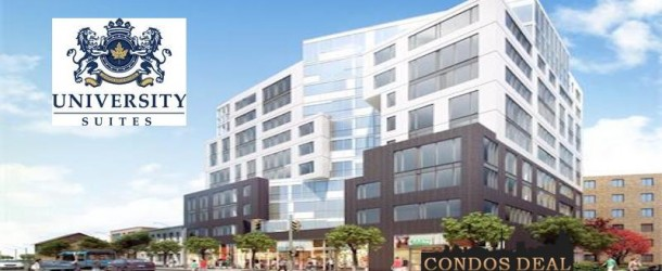 UNIVERSITY SUITES CONDOS BY BROOKFIELD MULTIPLEX