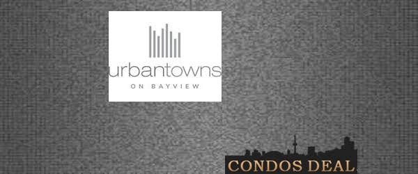 URBANTOWNS ON BAYVIEW BY TREASURE HILL HOMES