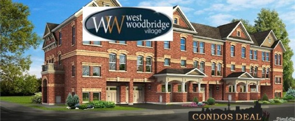 WEST WOODBRIDGE VILLAGE TOWNS BY CITY PARK HOMES