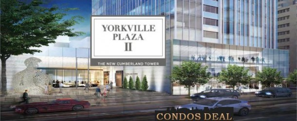 YORKVILLE PLAZA CONDOS PHASE 2 BY CAMROST-FELCORP