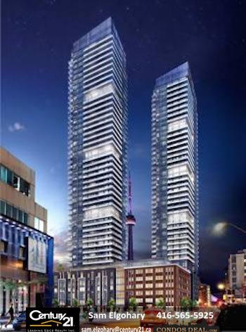 King Blue Condos Phase 2 Rendering
