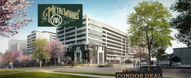 THE METALWORKS CONDOS BY FUSION HOMES