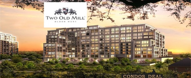 TWO OLD MILL CONDOS BY TRIDEL