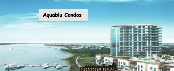 AQUABLU CONDOS BY GROUPE GARABEDIAN LIFESTYLE