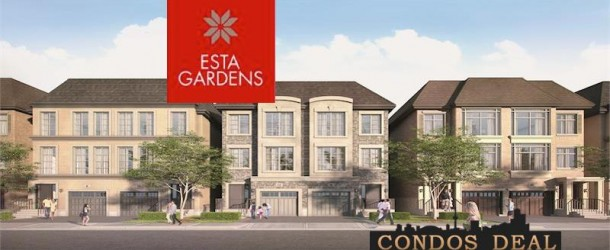 ESTA GARDENS TOWNS BY SITELINE COMMUNITIES
