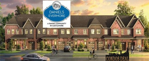 DANIELS EVERMORE HOMES BY THE DANIELS CORPORATION