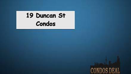 19 Duncan St Condos