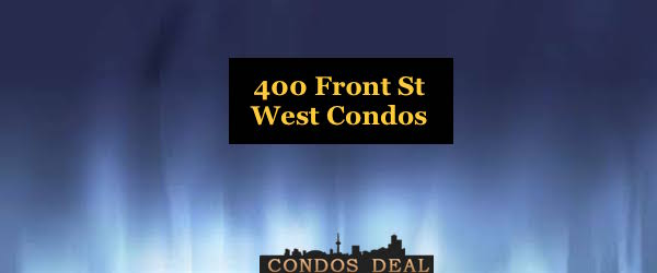 400 Front St West Condos