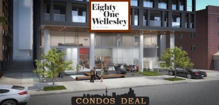 EightyOne Wellesley Condos