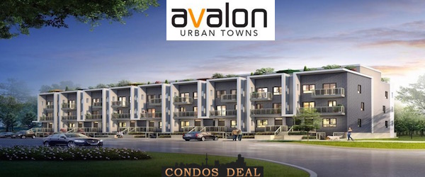 Avalon Urban Towns