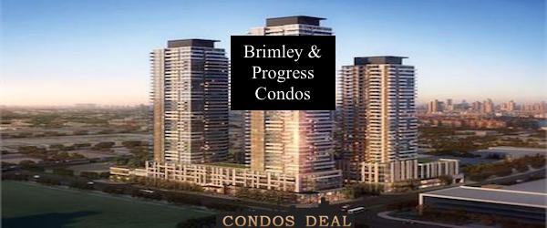 Brimley & Progress Condos
