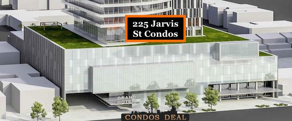 225 Jarvis St Condos