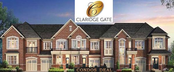 Claridge Gate Towns