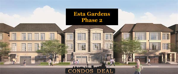 Esta Gardens Phase 2 Richmond Hill
