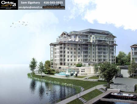Orchard Point Harbour Condos Phase 2 Rendering