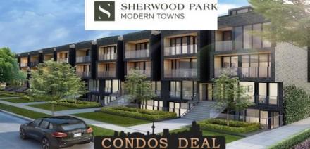 Sherwood Park Towns