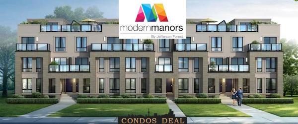 Modern Manor Towns