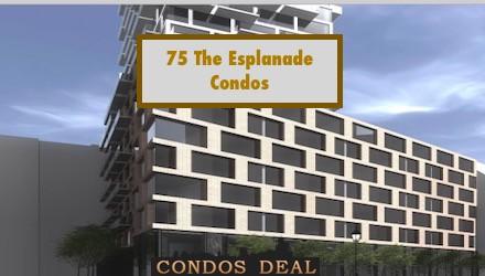 75 The Esplanade Condos
