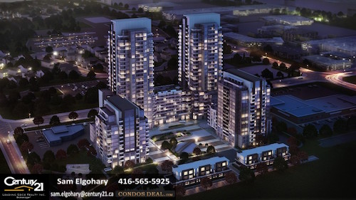 Me Condos Phase 2 Building Rendering