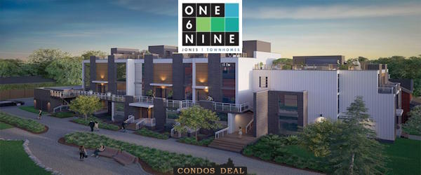 One6Nine Jones Condos & Towns
