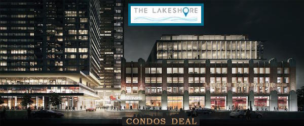 The Lakeshore Condos