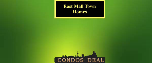 East Mall Town Homes