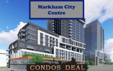 Markham City Centre Condos