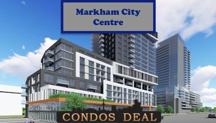 Markham City Centre Condos