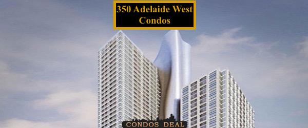 350 Adelaide West Condos