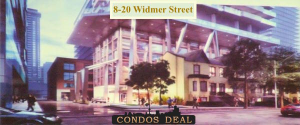 8-20 Widmer Street Condos