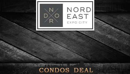 Nord East Condos at Expo City