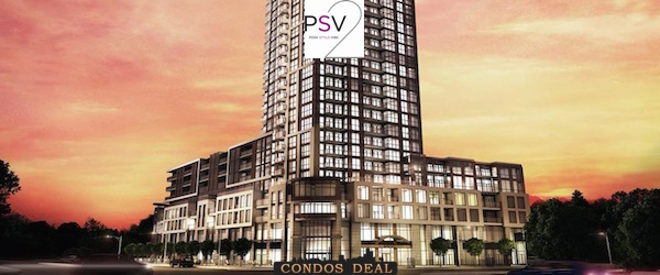 PSV2 Condos at Parkside Village
