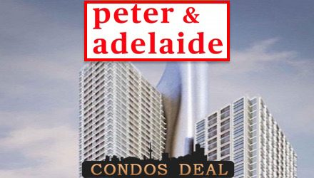 Peter and Adelaide Condos