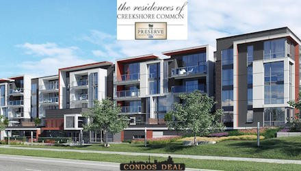 The Residences of Creekshore Common