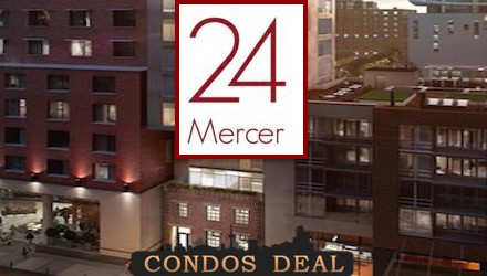 24 Mercer Condos
