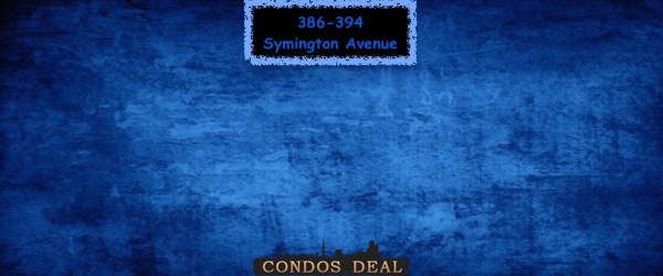 386-394 Symington Avenue Condos