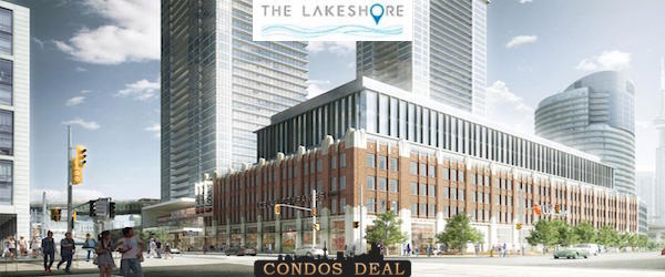 The Lakeshore phase 2 Condos