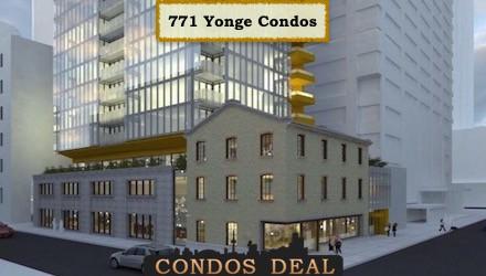 771 Yonge Condos