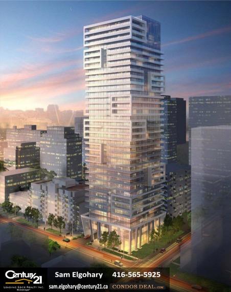85 Broadway Condos rendering