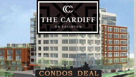 The Cardiff Condos On Eglinton