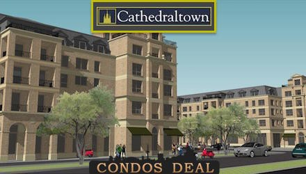 Cathedraltown - The Courtyards Condos