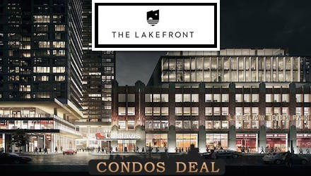 The LakeFront Condos