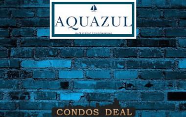 Aquazul Condos