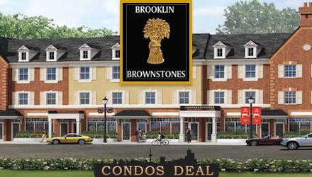 Brooklin Brownstones Towns