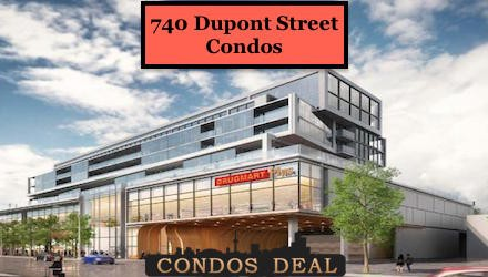 740 Dupont Street Condos
