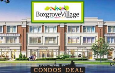Boxgrove Village Towns