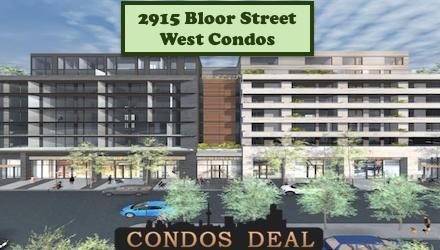2915 Bloor Street West Condos