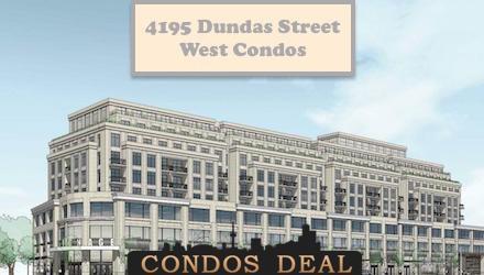 4195 Dundas Street West Condos