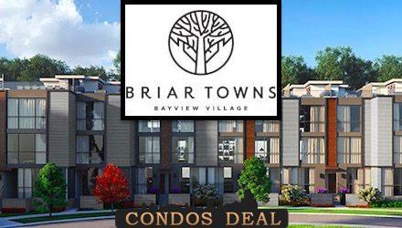 Briar Towns in Bayview Village
