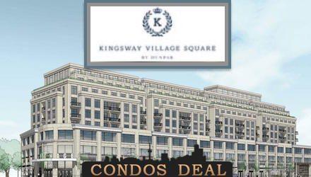 Kingsway Village Square Condos